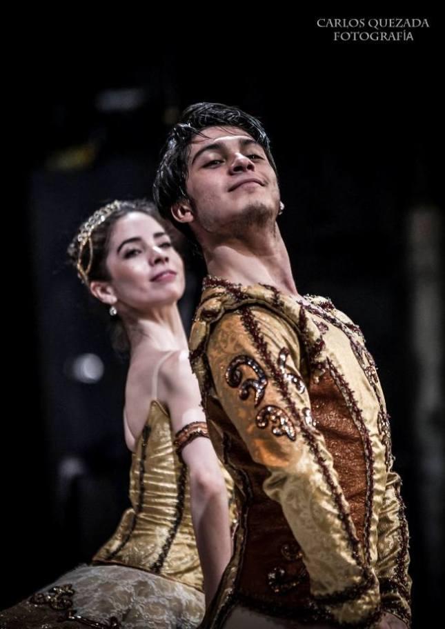 Ana Elisa Mena and Argenis Montalvo Cerpa - © Carlos Quezada