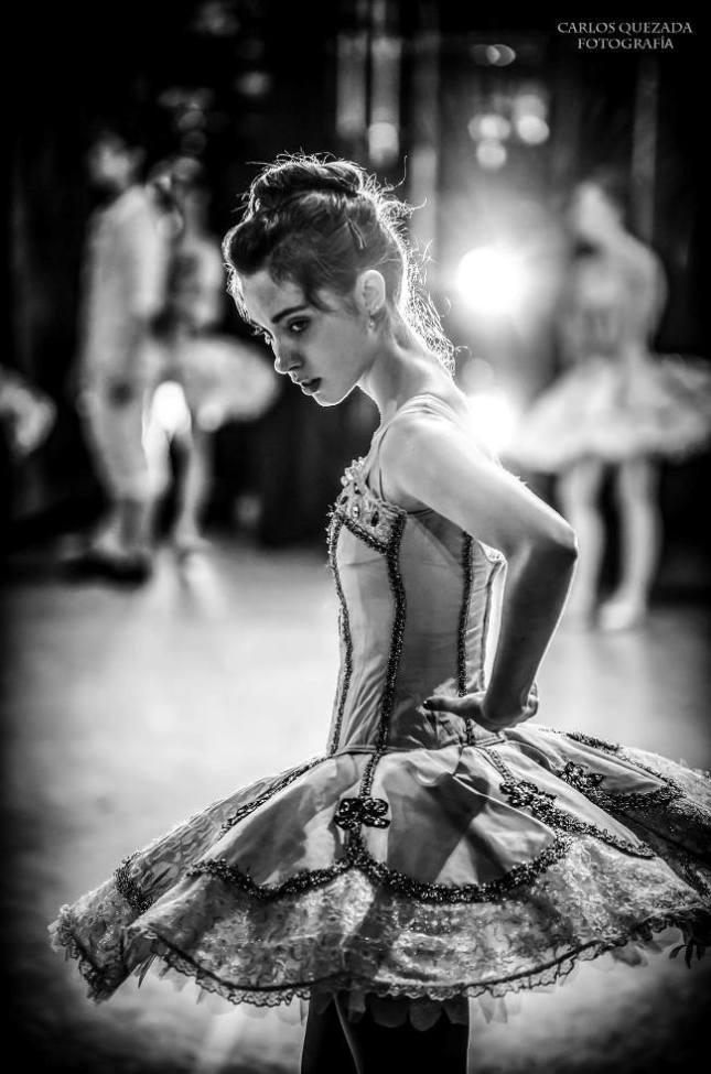 Greta Elizondo - © Carlos Quezada
