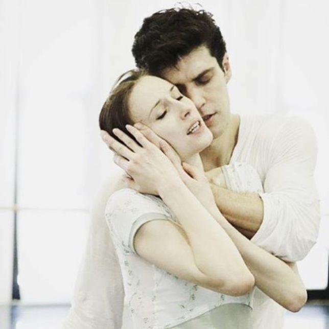 Svetlana Zakharova and Roberto Bolle2