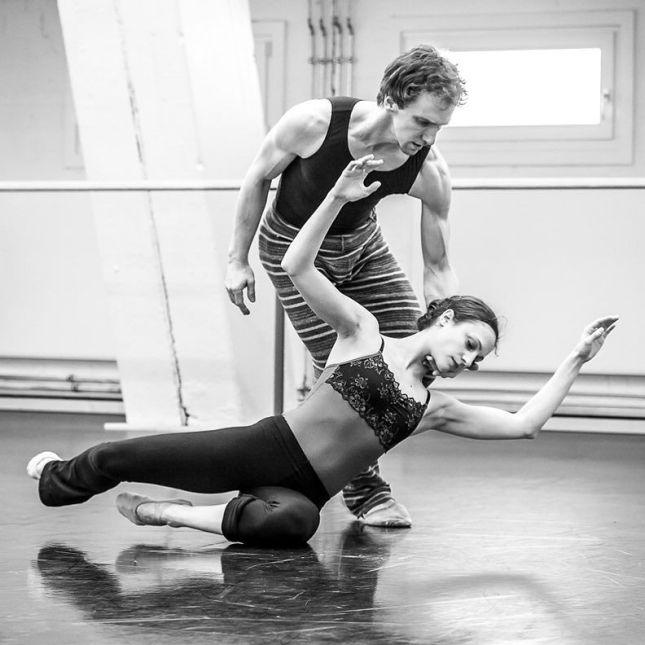 Cécile Kaltenbach and Mikhail Kaniskin - © SINISSEY Photography