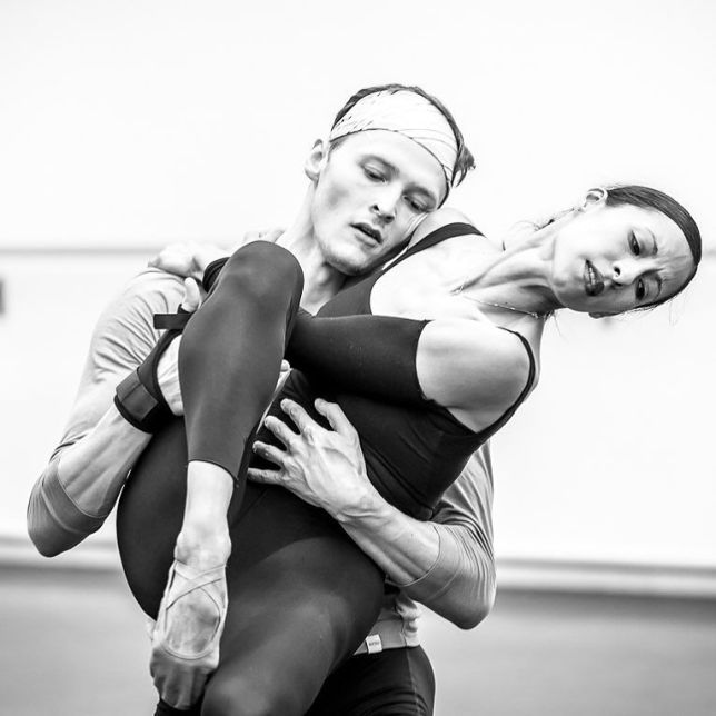 Elisa Carrillo Cabrera and Rishat Yulbarisov - © SINISSEY Photography