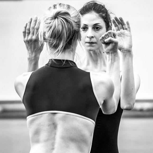 Giuliana Bottino and Michael Banzhaf - © SINISSEY Photography