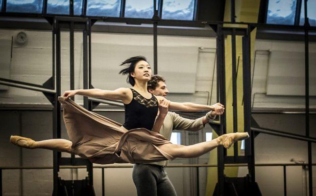 Patricia Zhou and Sacha Males - © Carlos Quezada
