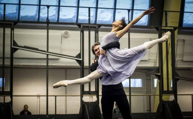 Shoko Nakamura and Mikhail Kaniskin - © Carlos Quezada