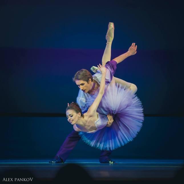 Yekaterina Krysanova and Andrey Merkuriev