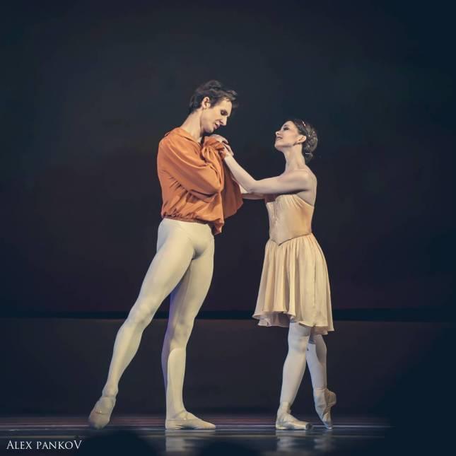 Evgenia Obraztsova and Semyon Chudin