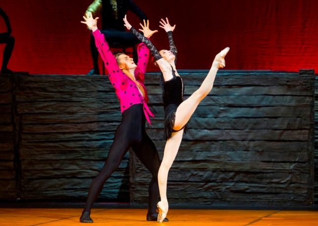 © Elena Fetisova Елена Фетисова / Bolshoi Ballet