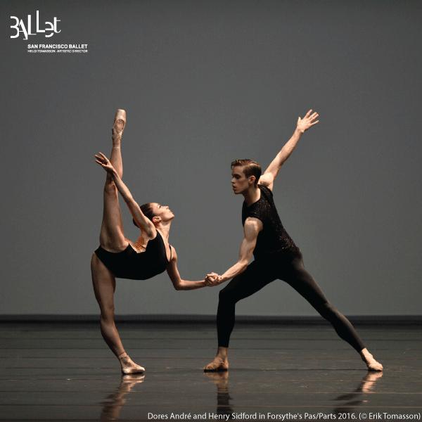 © Erik Tomasson/San Francisco Ballet
