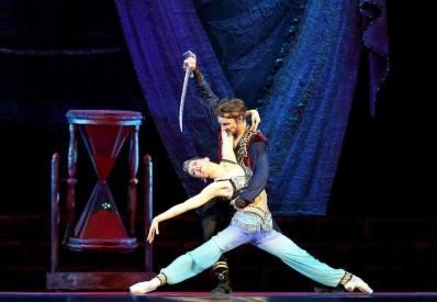 © Valeria Komissarova / The Kremlin Ballet