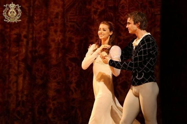 © Natasha Razina / Mariinsky Ballet