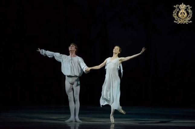 © Valentin Baranowsky / Mariinsky Ballet