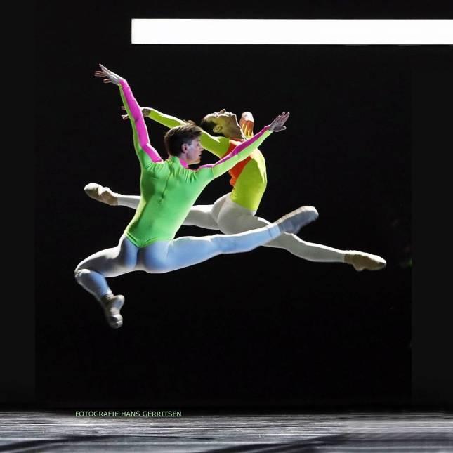 Jared Rainford Wright and Edo Wijnen - © Hans Gerritsen