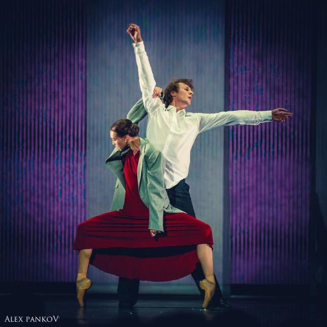 Olga Smirnova  and Semyon Chudin (1)