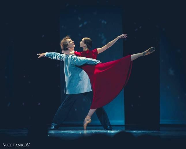 Olga Smirnova and Semyon Chudin