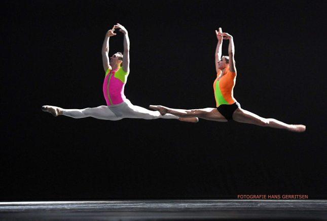 Sasha Mukhamedov and James Stout - © Hans Gerritsen