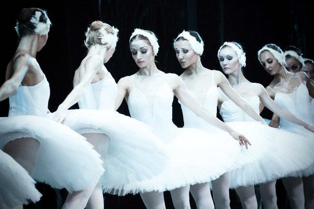 Lyudmila Mizinova, Katerina Deryagina, Yana Chernoritskaya and Elena Podymova - © Ira Yakovleva Ира Яковлева