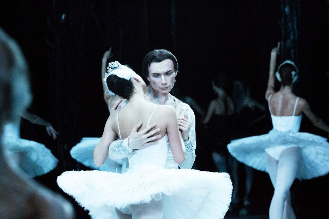 Svetlana Filatova and Alexander Abaturov - © Ira Yakovleva Ира Яковлева