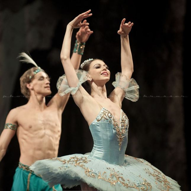 Anastasia Matvienko and Denis Matvienko - © Nikolay Krusser Николай Круссер