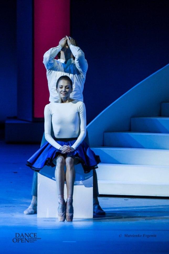 Anastasia Stashkevich and Semyon Chudin - © Evgenia Matvienko Евгения Матвиенко