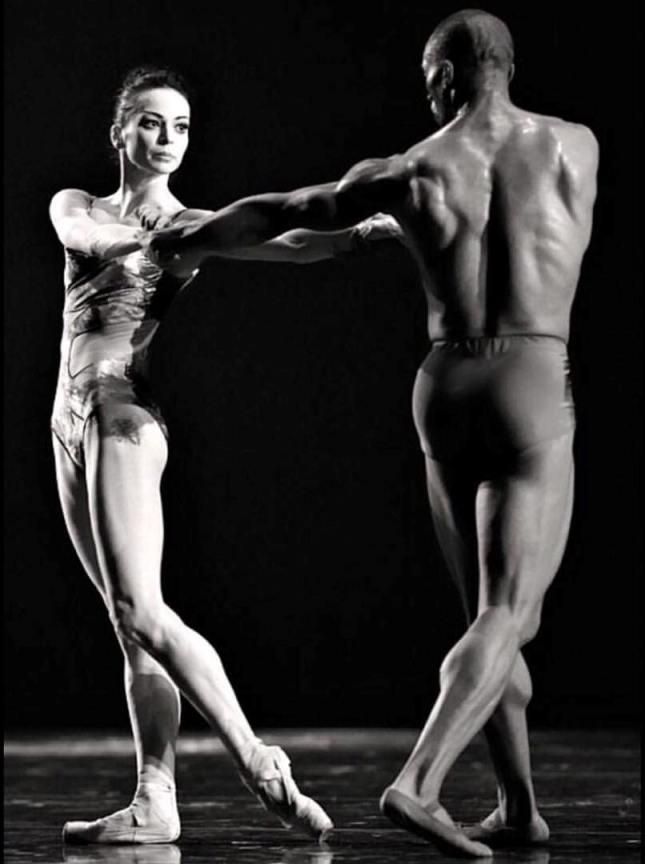 Diana Vishneva and Desmond Richardson1