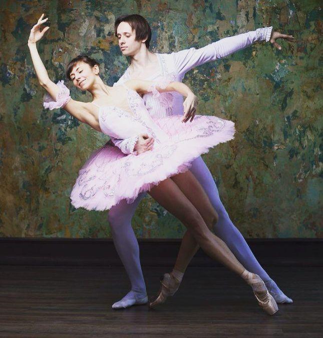 © Theatre Russian Ballet Театр Русский балет