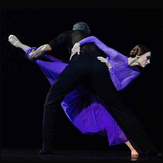 Svetlana Zakharova an Patrick De Banna