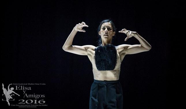 Elisa Carrillo - © Carlos Quezada
