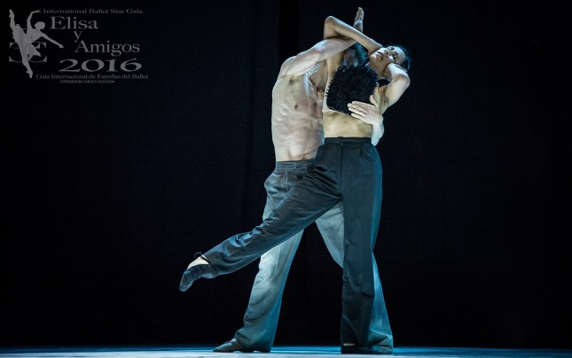 Elisa Carrillo and Mikhail Kaniskin - © Carlos Quezada