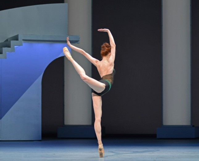 Yekaterina Krysanova - © Dave Morgan
