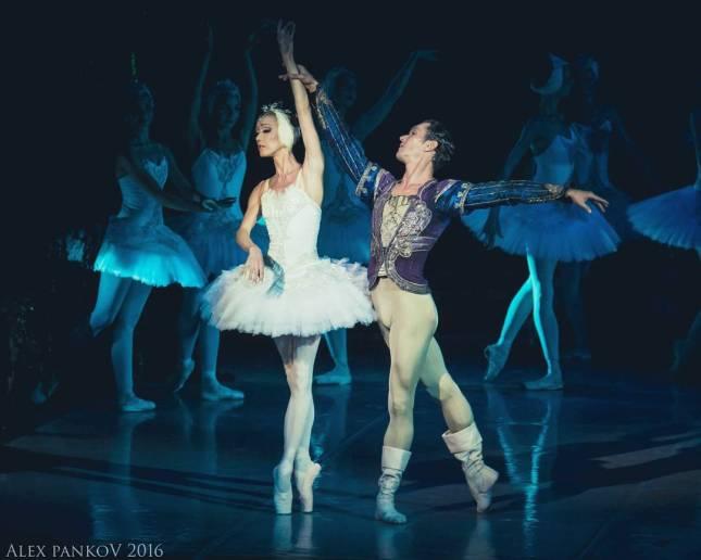 Yekaterina Berezina and Nikolay Chevychelov - © Alex Pankov Алекс Панков