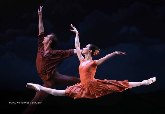 Anna Ol and Artur Shesterikov - © Hans Gerrritsen