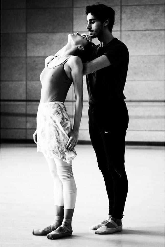 Olga Smirnova and Stephan Bourgond - © Alice Blangero
