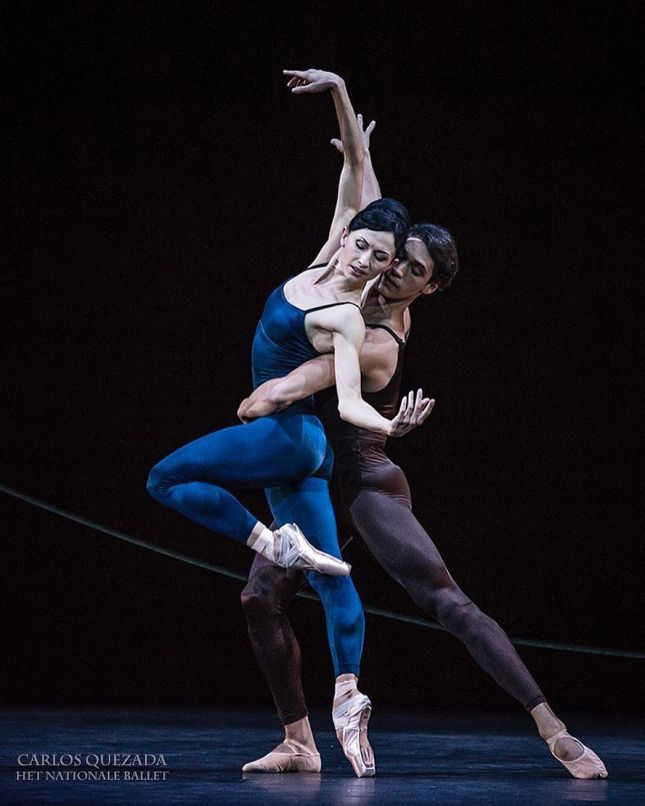 Variations for two couples ballet the best photographs