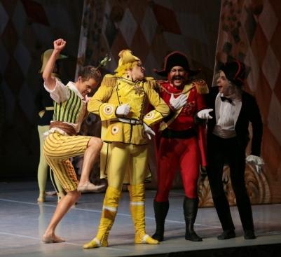 © Mikhailovsky Theatre