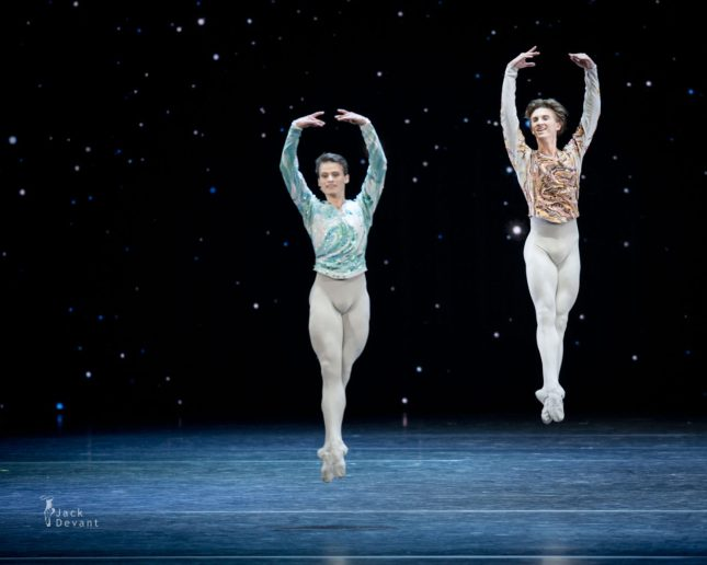 Marian Walter and Vadim Muntagirov - © Jack Devant