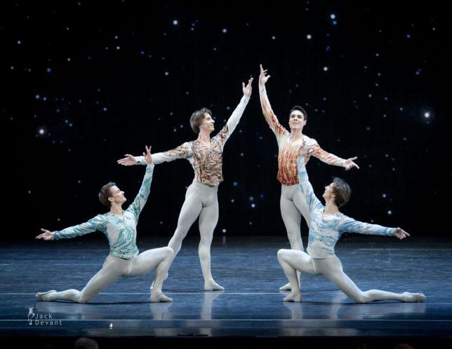 Marian Walter, Vadim Muntagirov, Timur Askerov and Semyon Chudin - © Jack Devant