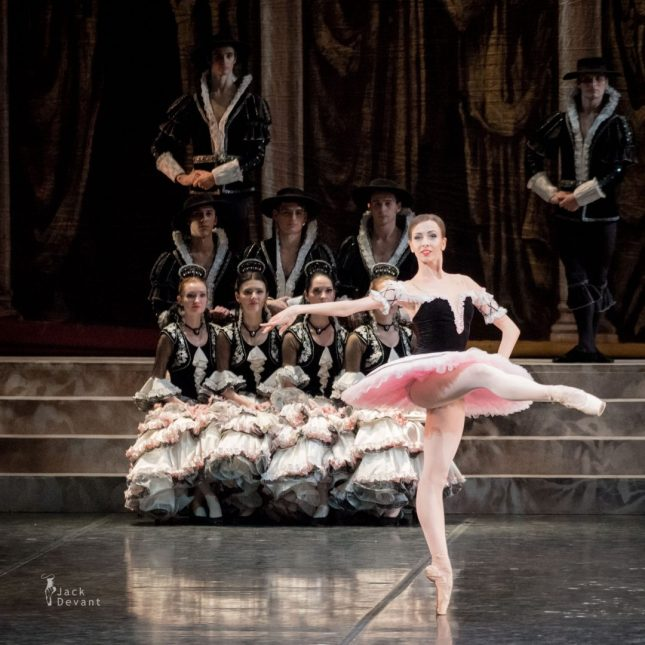 Yekaterina Ivanova - © Jack Devant