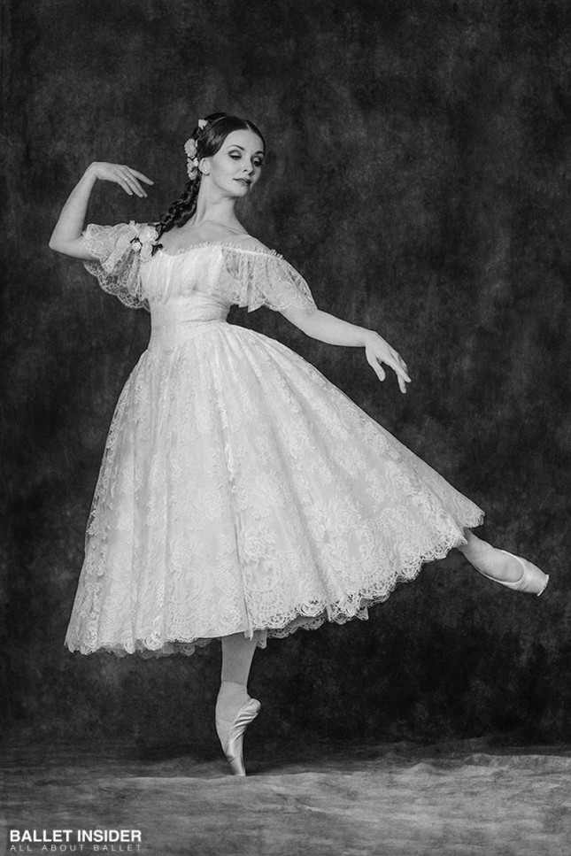 Evgenia Obraztsova - © Alexander Yakovlev for Ballet Insider