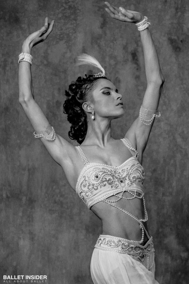 Maria Vinogradova - © Alexander Yakovlev for Ballet Insider