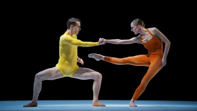 Mélanie Borel and Daniel Mulligan - © Carlos Quezada/Ballett Zürich
