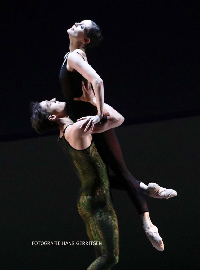 Igone de Jongh and Daniel Camargo - © Hans Gerritsen
