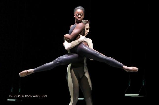 Michaela De Prince and James Stout - © Hans Gerritsen