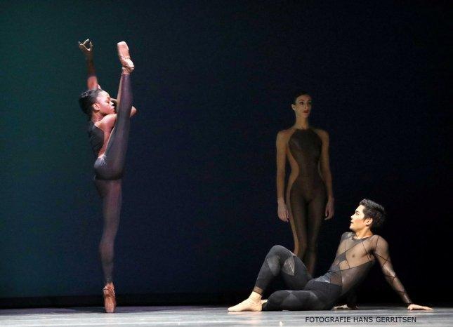 Michaela De Prince, Floor eimers and Young Gyu Choi - © Hans Gerritsen