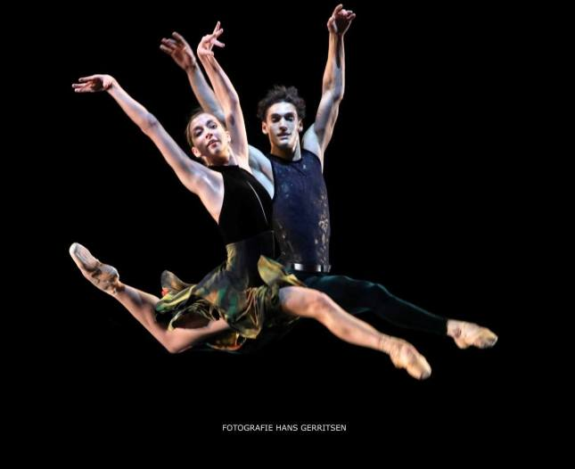 Sasha Mukhamedov and Daniel Camargo © Hans Gerritsen