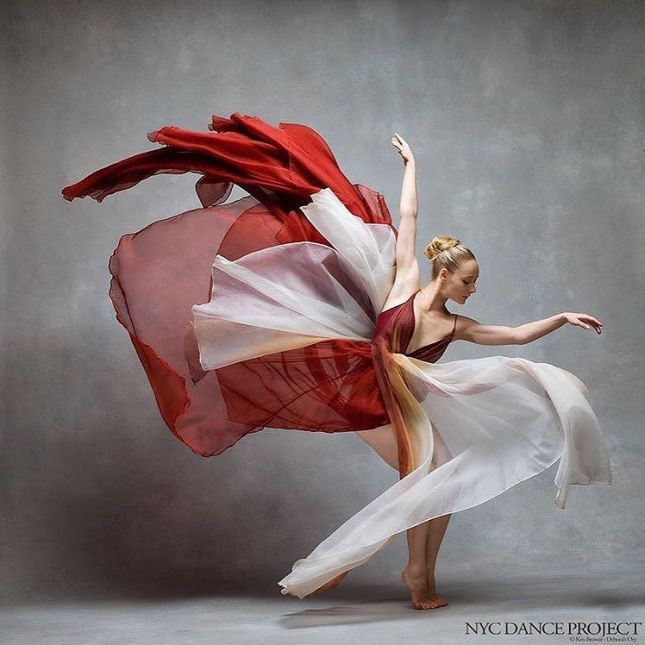 © NYC Dance Project (Deborah Ory and Ken Browar)