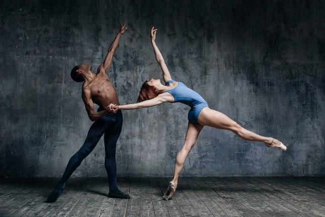 Yana Parienko and Julian Watson