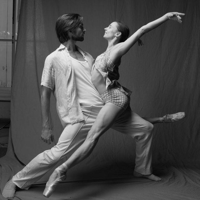 Maria Kochetkova and Sebastian Kloborg1