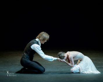 Nina Kaptsova and Denis Rodkin