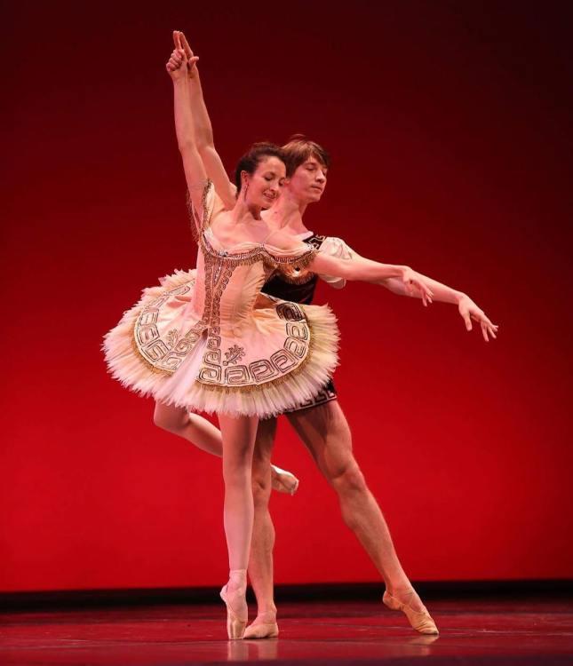 Lauren Cuthbertson and Vadim Muntagirov
