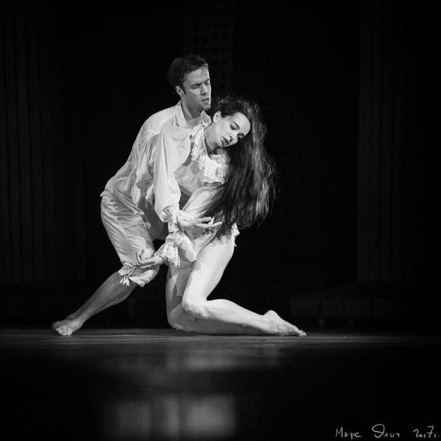 Diana Vishneva and Konstantin Zverev